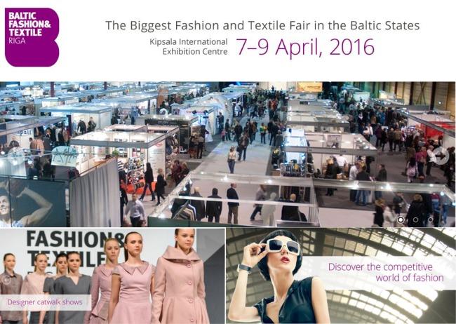 Pagina baltic fashion 2016
