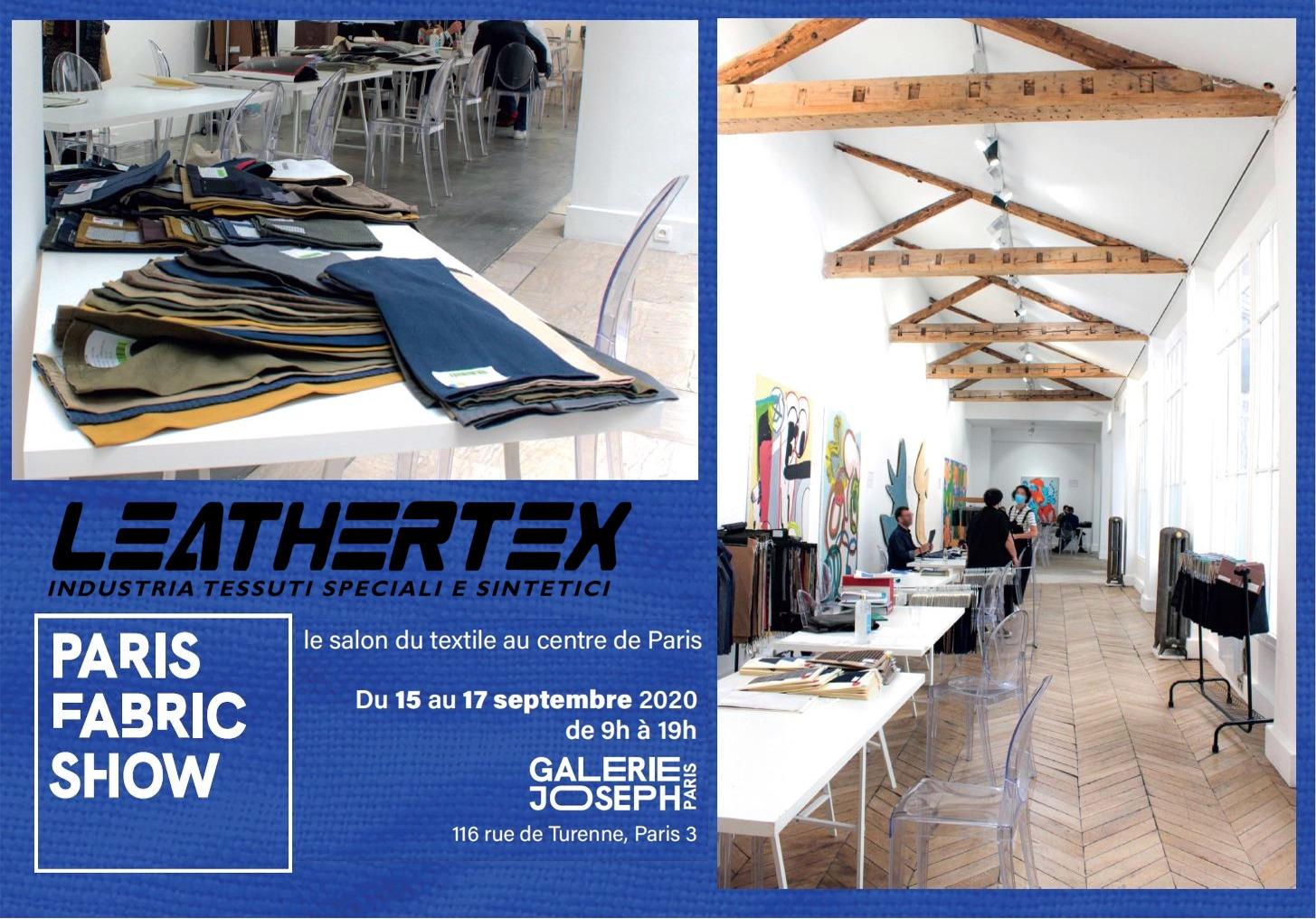 Immagine Pagina  Paris fabric show