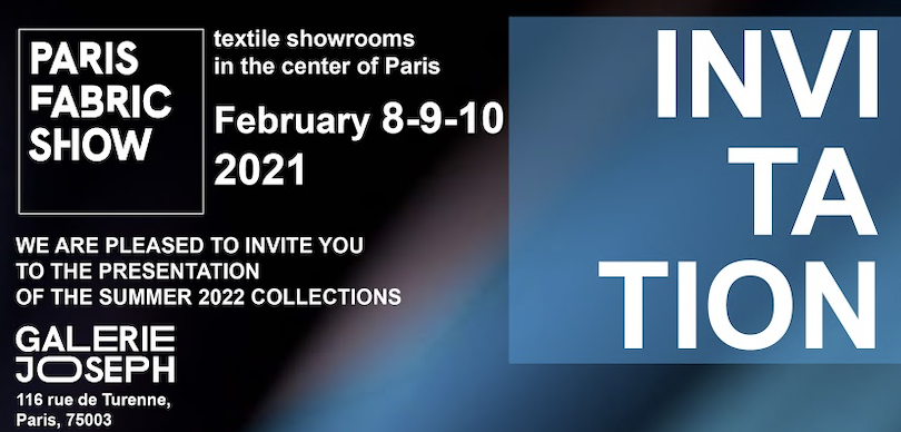 Leathertex @ Paris Fabric Show - S/S '22 Collection