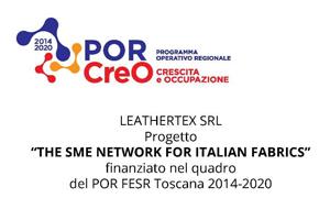 "Leathertex for ""The Sme Network for Italian Fabrics"""