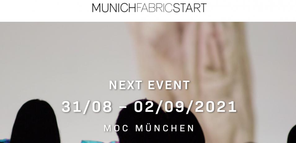 MUNICH FABRIC START 2021