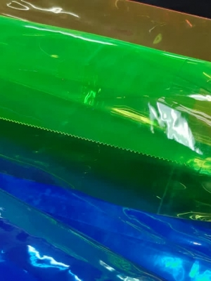 Leathertex PU Films Examples